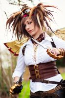 Steampunk by Blasteh