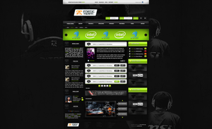 FNATIC 4fun by trkwebdesign