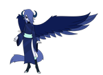 Blue by IceDragonQueen22