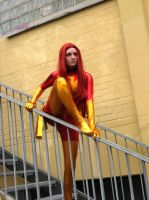 Jean Grey by NatRomanov