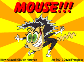 MOUSE!!! by tpirman1982