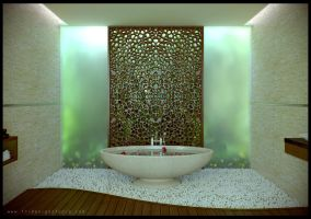 into the light bathroom 01 by outboxdesign