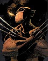 Wolverine MatteoScalera Colwell by JeremyColwell