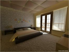 family house masterbedroom 03 by dtbsz