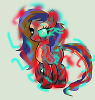 ember mixed with  Lazarus=Emberaus by kim-306