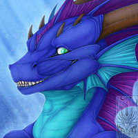 Icon Comish - Pleasant Scales by TwilightSaint
