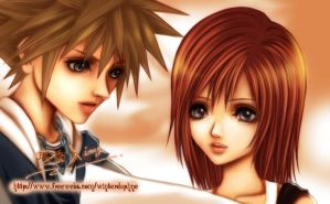 .:KH2 - The King's Letter:. by WoodenOrchid