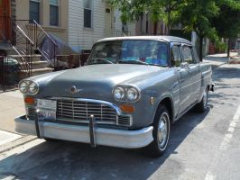 The Gray Cab by Brooklyn47