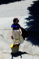 Snow White at the Expo by vifetoile