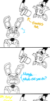 Mangle what did you do? by rons13