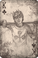 HPcp - King of Clubs by Tigress0787