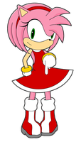 Amy by kyasarin-desu