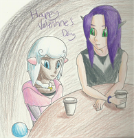 PG: Happy Valentine's Day 2013 by YuPuffin