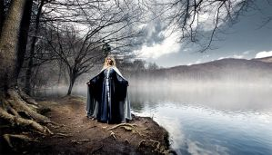 Lady of the Lake by Costurero-Real