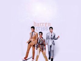 Darren Criss wallpaper 2 by DetectiveMaya