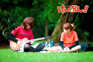 :: K-on :: Afternoon Practice by otoh1m3-rand