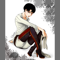 Levi's Boots by xKarushyx