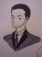 Consulting Criminal by ImHereForTheDrarry