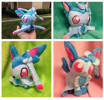 Shiny Sylveon Collection by GlacideaDay