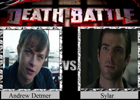 Andrew Detmer vs. Sylar by JasonPictures