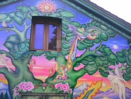 Christiania LSD House by Dominik19
