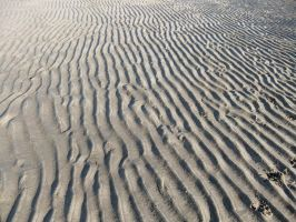 Sand Ripples by fuguestock