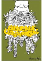 Agent Orange by BrentBlack