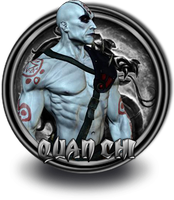 Quan Chi by xDarkArchangel