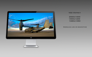 V22 Osprey by theminimalisto