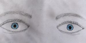 Eyes Attempt #2 by TinyMythicals
