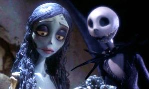 Corpse bride before christmas by xLexieRusso2