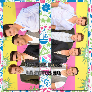 PhotoPack #57 Big Time Rush by HipstaPls