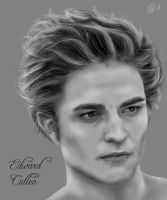 Twilight Series: Edward Cullen by Padendra