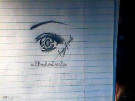 Random Eye by Analy-Aranda
