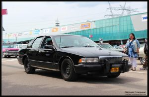 1995 Cehvrolet Caprice by compaan-art