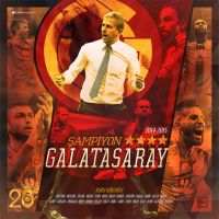SAMPIYON GALATASARAY by drifter765