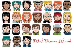 Total Drama Island Crew 2 by cococheese