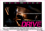 Drive Poster - Colour by Glyn83