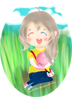 Contest Entry: animeforeverOwO ~ Chaity by PikaArtists