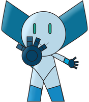 RobotBoy by water16dragon