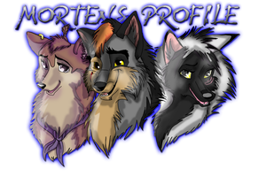 Gift for Morteneng21: His profile pic by AgentWhiteHawk