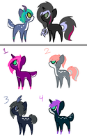 Adopt 104 -OPEN- by Ghost-adopt