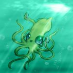Squidling by RAWr-its-ASH