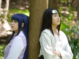 Neji and Hinata by MIUX-R