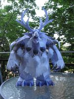 Moonkin papercraft by P-M-F