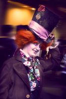 The Mad Hatter by StevenKauk