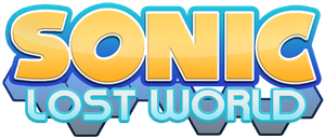 Sonic Lost World - Logo (Version 2) by NathanLaurindo
