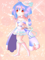 AUCTION ADOPTABLE: SWEET DANCER (CLOSED) by RoweniiChan