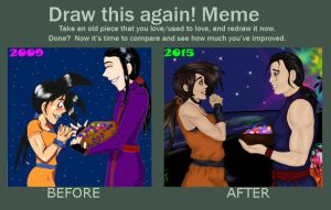 Draw it Again... by Gothicthundra