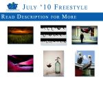 July 10 Freestyle by silber-englein